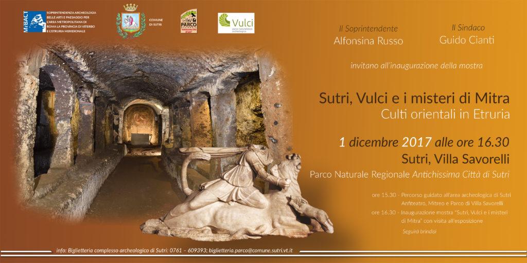 Invito Mitra Sutri